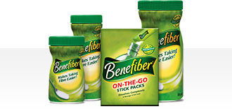 Benefiber is a source of soluble fibre, your daily fibre supplement.
